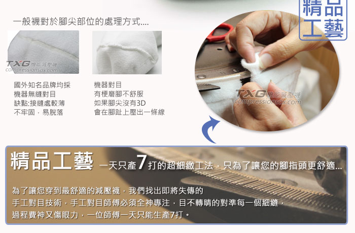 手工對目 精品工藝
