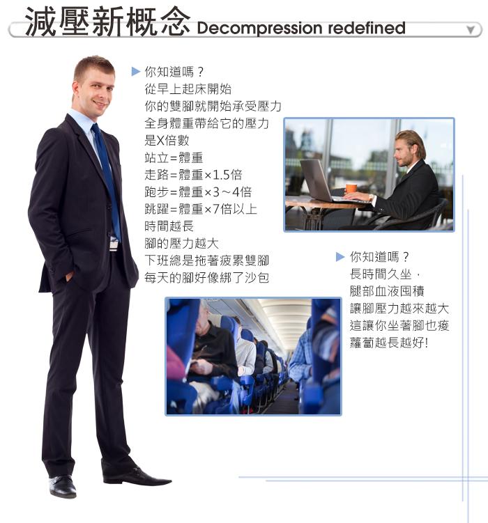 彈性襪 符合國際規範 壓力襪 漸進式壓力